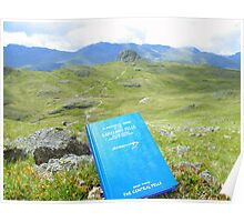 The Lake District: The Fellwalkers Bible Part One Poster