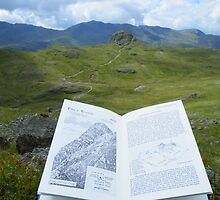 The Lake District: The Fellwalkers Bible Part Two by Rob Parsons