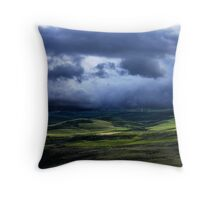 Windmill Hill Throw Pillow