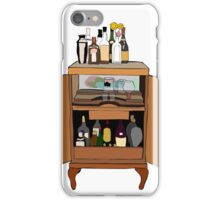 drinks cabinet iPhone Case/Skin