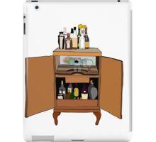 drinks cabinet iPad Case/Skin