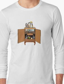 drinks cabinet Long Sleeve T-Shirt