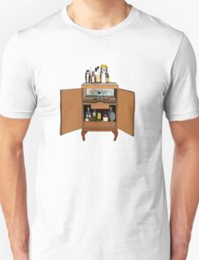 drinks cabinet Unisex T-Shirt