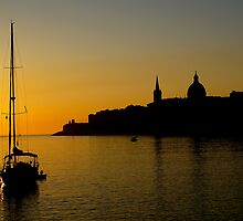GOLD MORNING by RayFarrugia