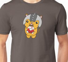 U Can Haz Healz! Orange Variant Unisex T-Shirt