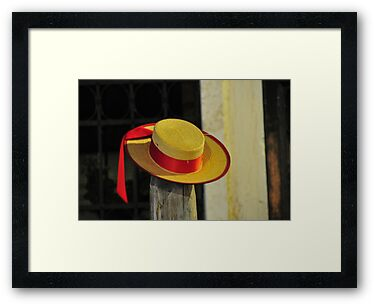 Gondolier's Hat by Ron Waldrop
