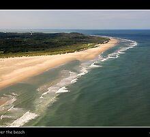 North Sea Beach by Adri  Padmos