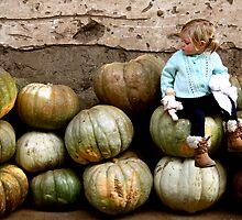 The Pumpkin Sofa by xanadu