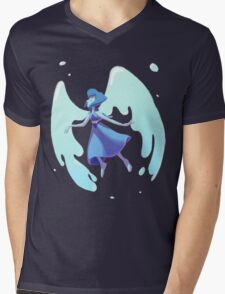 Steven Universe - Winged Water Angel Mens V-Neck T-Shirt