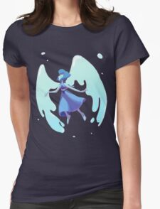 Steven Universe - Winged Water Angel Womens Fitted T-Shirt