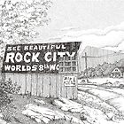 Rock City Barn by BobHenry