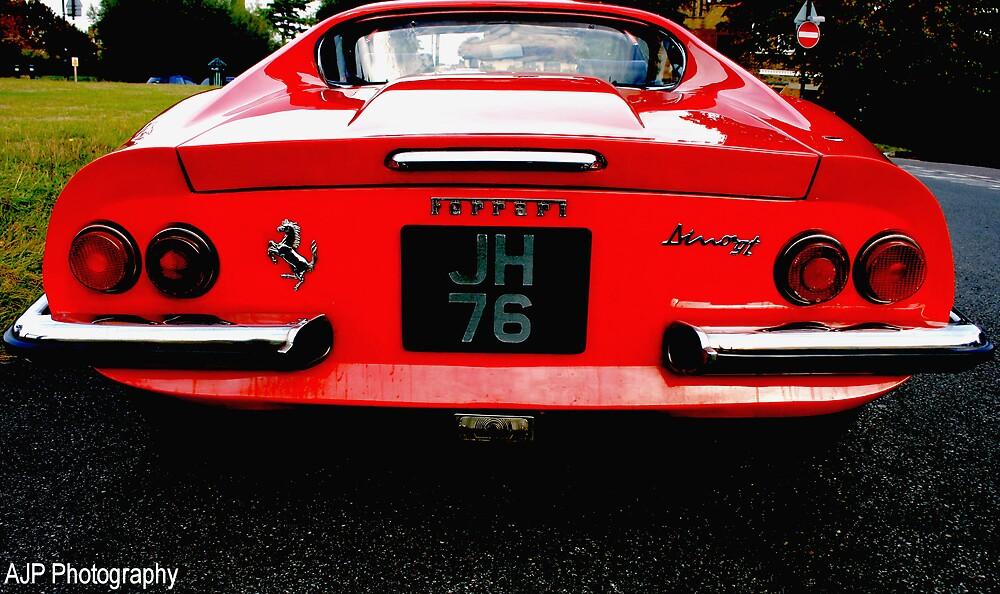 Ferrari bottom by AJPPhotography