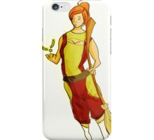 Ginny the Seeker iPhone Case/Skin