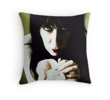 Jiang Shi Throw Pillow