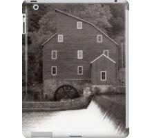 Old Mill in Clinton iPad Case/Skin