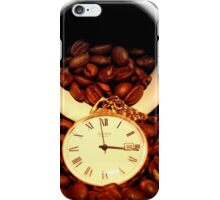 It's Coffee Time! iPhone Case/Skin