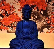 Budha Blue by alanbrito