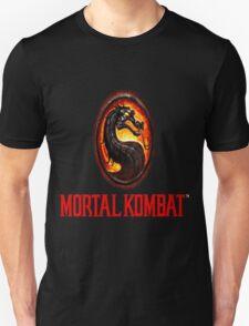 Mortal Kombat Logo Unisex T-Shirt