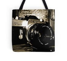 My First Camera Tote Bag