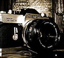 My First Camera by Evita