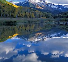 Mount Sneffels, Colorado by Intern2