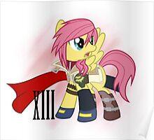MLP - Lightning Farron Poster