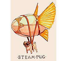 Steampug Photographic Print