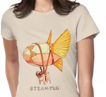 Steampug Womens Fitted T-Shirt