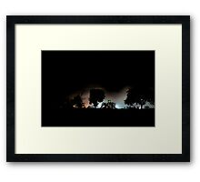 Night Children....Come out and Play..... Framed Print