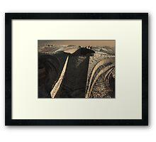 Amethyst Artifact03 Framed Print