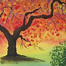 Japanese Maple Tree by vitbich