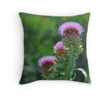 THE WEB WE WEAVE Throw Pillow
