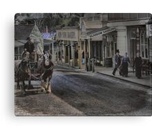 A New Victoria Canvas Print
