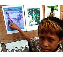 Suai market exhibition 11 Photographic Print