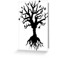 The Rising Dead Greeting Card