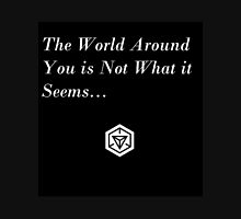 The World Around You Ingress Unisex T-Shirt