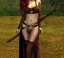 Boudica, A Queen Indeed by BiggDevo