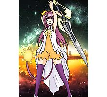 Hotaru to Sword Singer Photographic Print