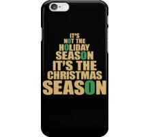 Christmas Holiday iPhone Case/Skin