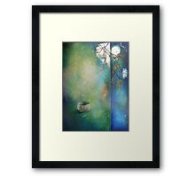 Receptive to love Framed Print