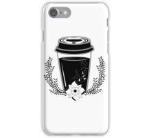 Death Before Decaf! iPhone Case/Skin