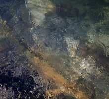 River Rock Abstract 4 by Tim Sousa