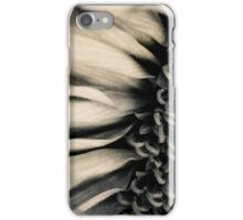 Sunflower Mono iPhone Case/Skin