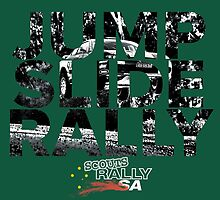 Jump Slide Rally - Green by scoutsrallysa