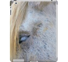 Bangs & Lashes iPad Case/Skin