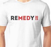"""REMEDY 2015 """"REMEDY 2015"""" LOGO Unisex T-Shirt"""