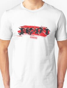 mcbusted red T-Shirt