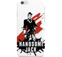 Handsome Jack iPhone Case/Skin