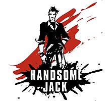 Handsome Jack Photographic Print