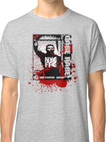 free fighting combat Classic T-Shirt